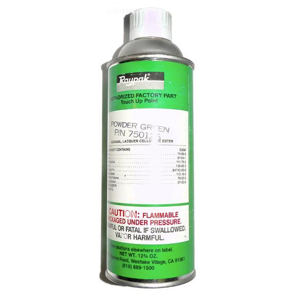 Raypak Pool Heater 10 oz. Aero Forest Green Paint