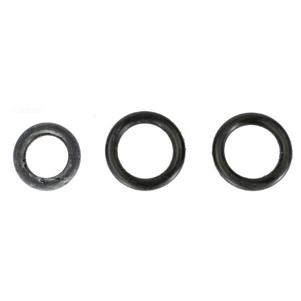 Hayward Pool Products Inc. O-Ring, Relief Valve Stem Set of 3