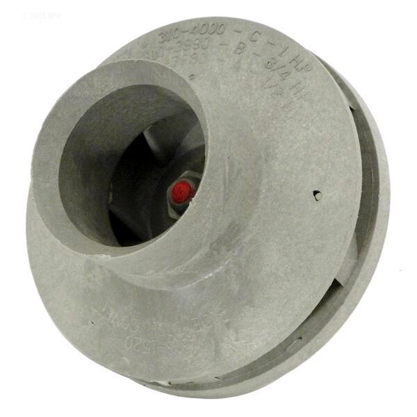 Waterway Impeller, 1HP Full