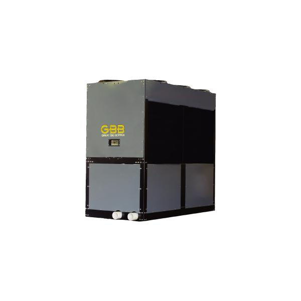 AquaCal BB500BRDSBNA AquaCal Great Big Bopper Commercial 497k BTU Pool & Spa Heat Pump, 230V