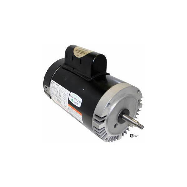 C-Face 56J Frame 1/8 HP Dual-Speed Pool Pump Motor