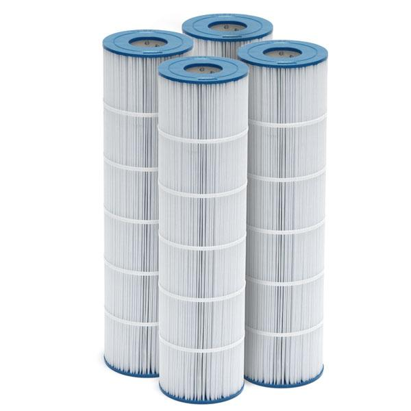 Unicel Jandy CL340 Replacement Filter Cartridge (4 Pack) C-7459-4
