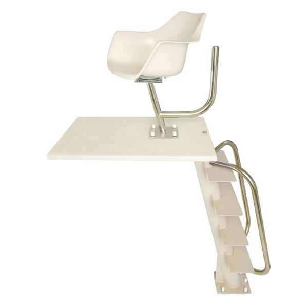 S.R. Smith Cantilever Chair