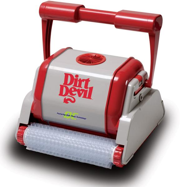 Dirt Devil Rampage Plus Pool Cleaner