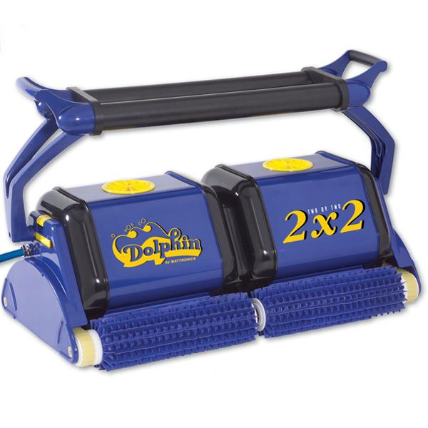 Dolphin 2x2 Pool Cleaner