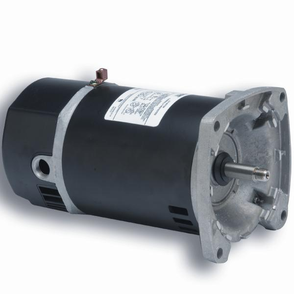 SNTech Motors C1101 Dyna-Tech 56J 1-1/2 HP Full Rated Energy Efficient Pool & Spa Motor