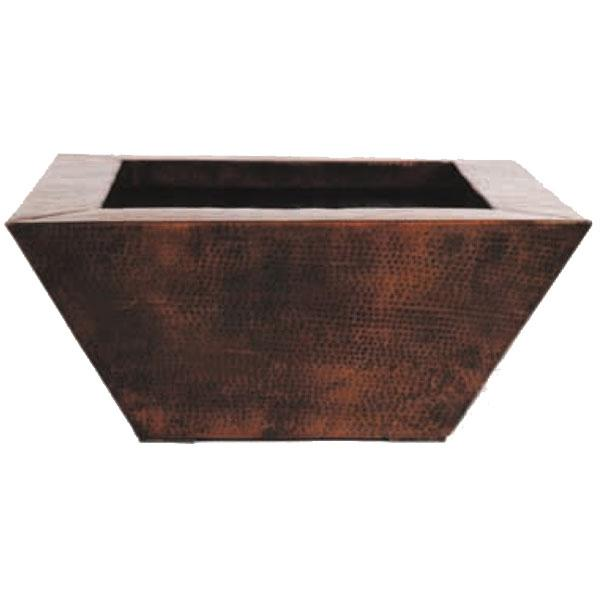 Grand Effects Corinthian Copper Decorative Firepit