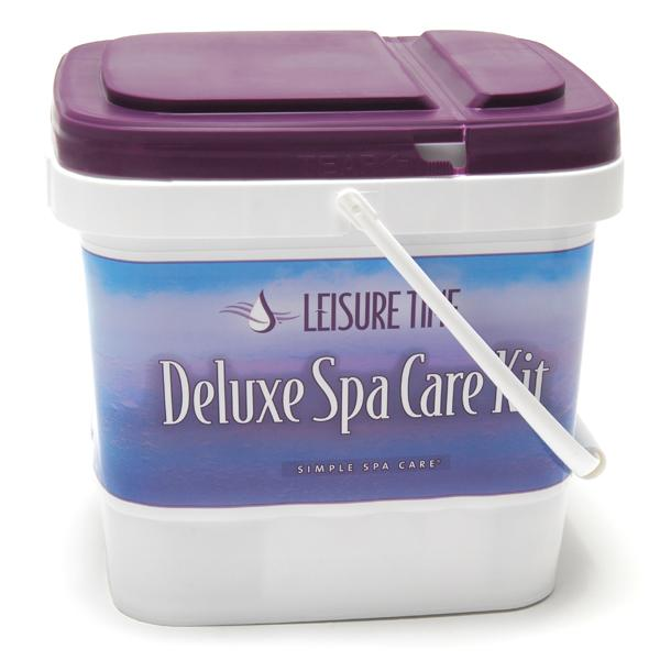 Leisure Time Spa Start Up Kit Chlorine Deluxe LES-45100