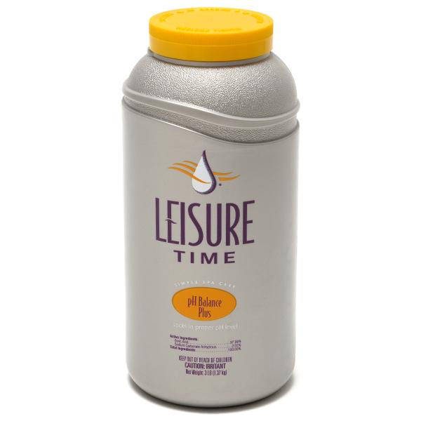 Leisure Time Spa Balancer pH Balance Plus 3 lbs LES-45410