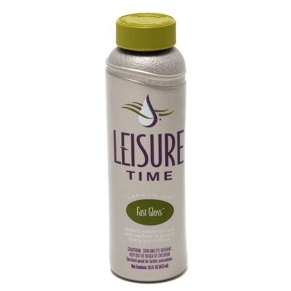 Leisure Time Spa Fast Gloss 16 oz LES-PPT