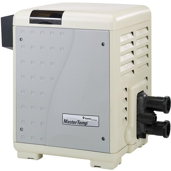 Pentair MasterTemp Natural Gas Heater