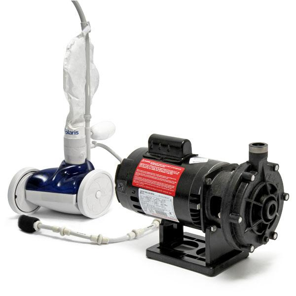 Polaris Pls280 280 Pressure Side Automatic Pool Cleaner