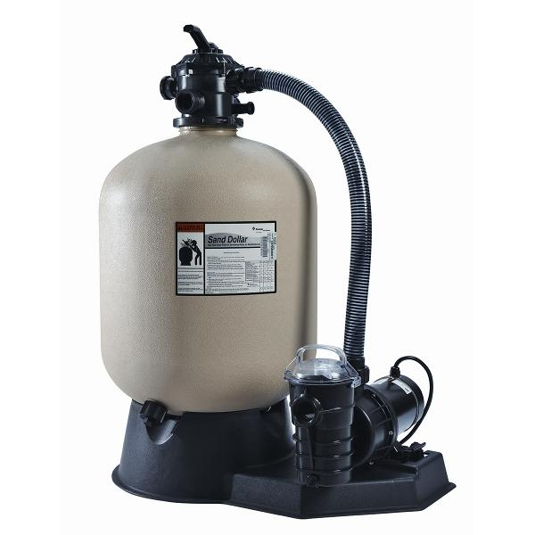 Pentair Pnsd0035de1160 Sand Dollar Sd35 Sand Filter System