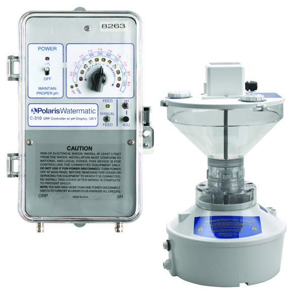 Polaris Dichlor Feeder System