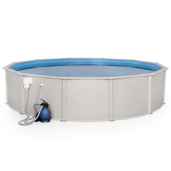 Round Above Ground Pool Package