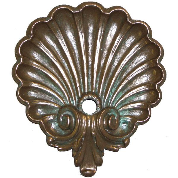 Pentair WallSpring Rosette Aegean Gray
