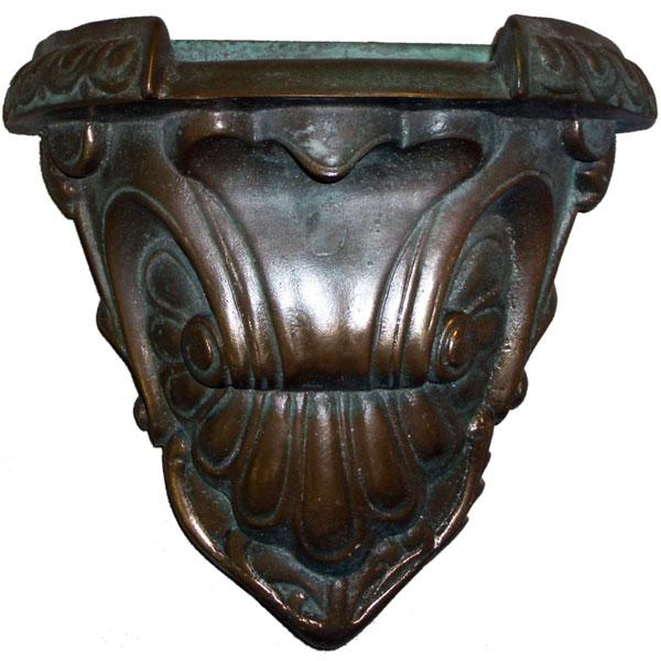 Pentair WallSpring Sconce Corinthian Gray