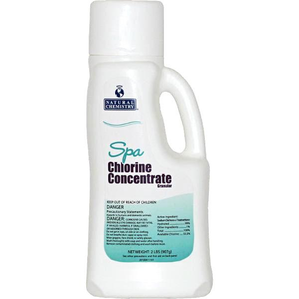 Chlorine Concentrate 2 lbs