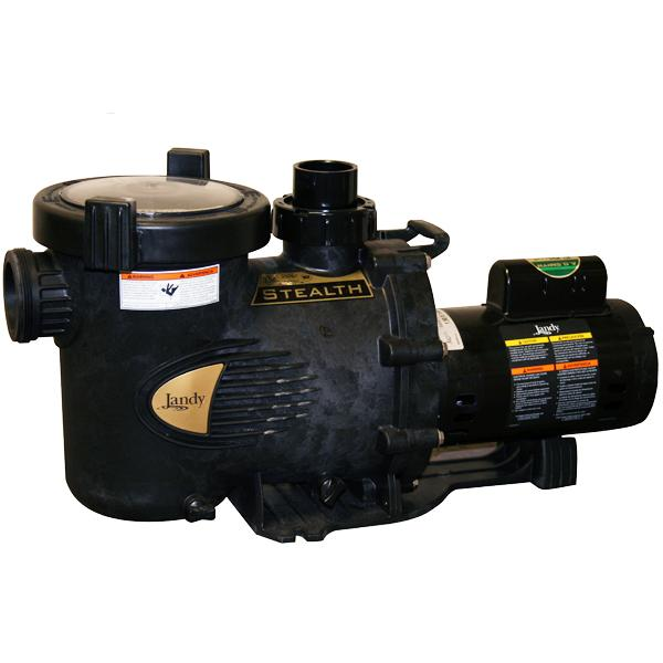 Jandy Stealth 5HP Pump