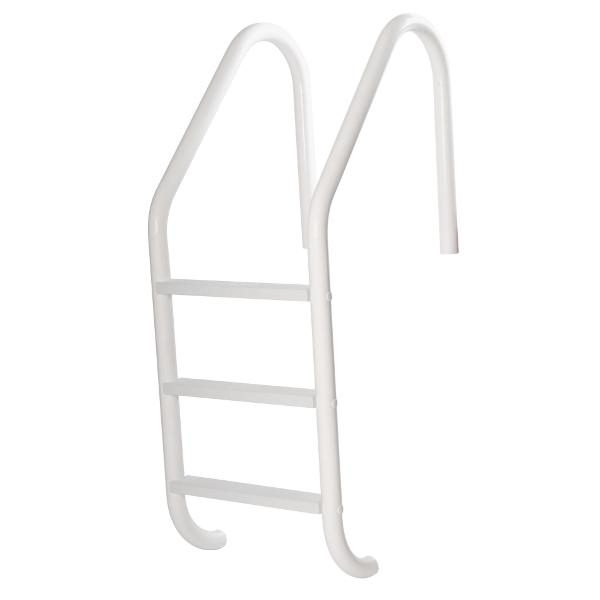 Splash Salt Resistant In Ground 3-Step Ladder