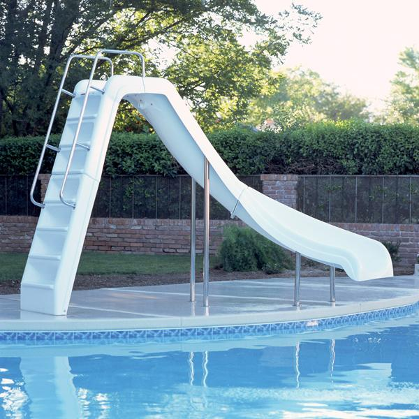 Inter-Fab Wild Ride Pool Slide