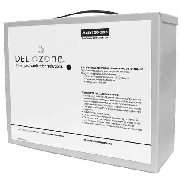 Del Ozone Portable Purifier