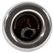 Waterway Poly Storm Roto Snap-In Spa Jet Internals with Metal Escutcheon - Black
