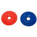 Polaris 180/280/380 Pool Cleaner Universal Wall Fitting Restrictor Disks - Red and Blue