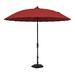 Canton 10' Umbrella Red