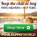 Keep the chill at bay with PoolSupplyWorld.com