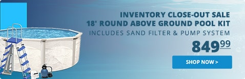 Above ground swimming pools for Out of ground pools for sale