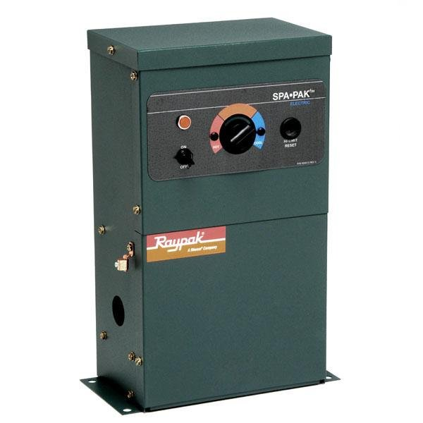 Raypak SpaPak Electric 5.5 kW Spa Heater