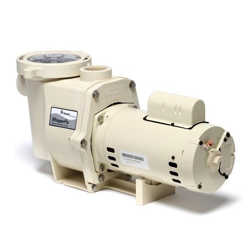Pentair 011773 whisperflo up rated standard efficiency 1 1 for Pentair pool pump motor