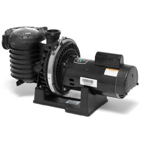 Sta rite phk2e6d 101l supermax single speed energy for Sta rite pool motor
