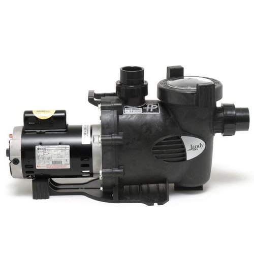 Jandy phpf1 0 plushp high head 1hp full rated single speed for Jandy pool pump motor replacement