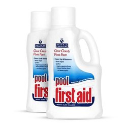 Natural Chemistry Pool First Aid 2 x 2 L