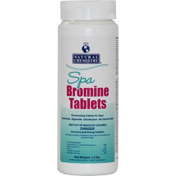 Brominating Tablets 6 lbs