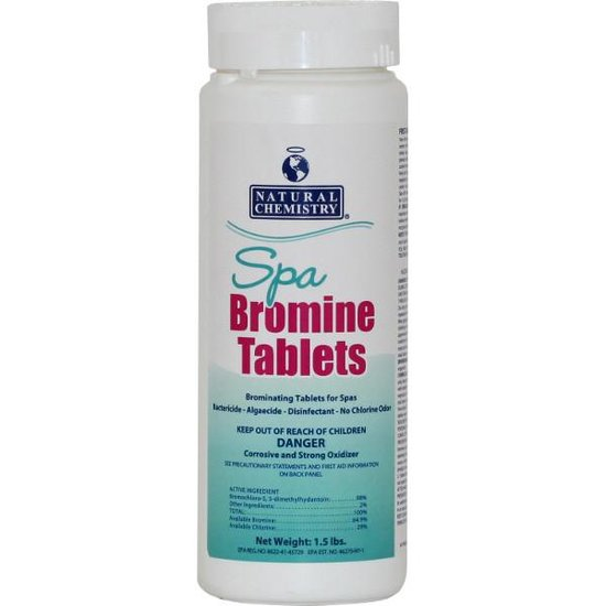 Brominating Tablets 18 lbs