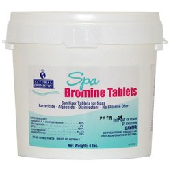 Brominating Tablets 4 lbs