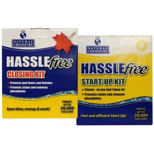 Natural Chemistry Hasslefree Kits 08002