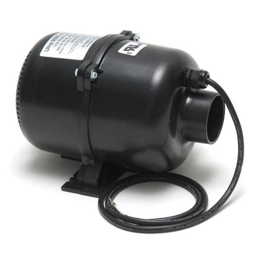 Allied Innovations Blower 1HP 120V with 4 Pin Amp Plug, Silent Series 1-10-0025A-SP