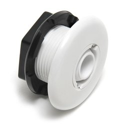 Balboa Micro Jet Wall Fitting Assembly (White) 10-3200WHT