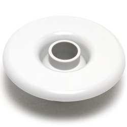Balboa Slimline Spa Jet Escutcheon Kit (White) 10-3955WHT