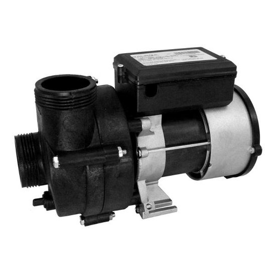 WOW 1/4HP Circulation Pump
