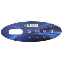 Balboa JumpKing/Icon Overlay Mini-Oval 11852