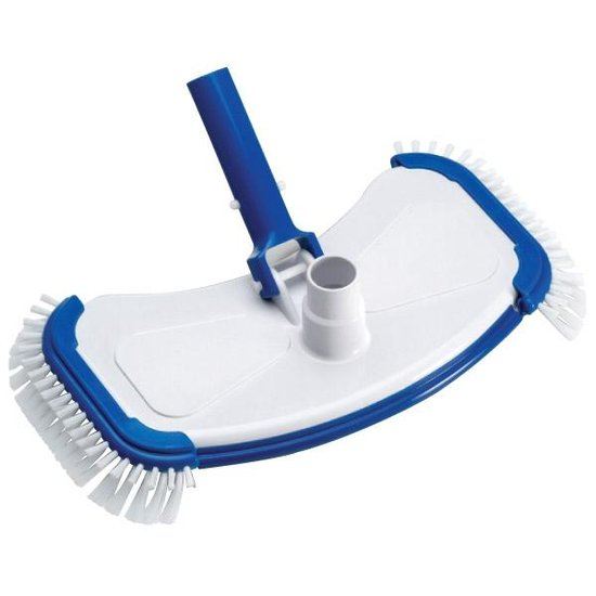 Ocean Blue Deluxe Vacuum Head with Side Brushes