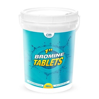1 Quot Bromine Tablets Pool Spa Chemicals Sanitizer 50 Lbs Ebay
