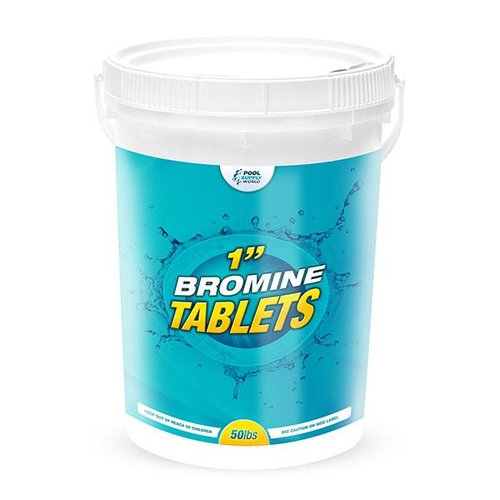 Bromine Tablets Gallery