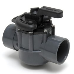 2Port Diverter Valve 2 in. PVC