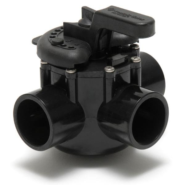 3Port Diverter Valve 1.5 in. CPVC